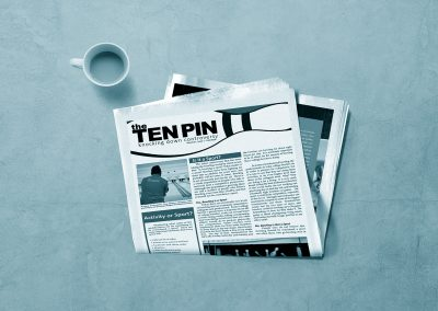 Daily-Newspaper-Mockup duo