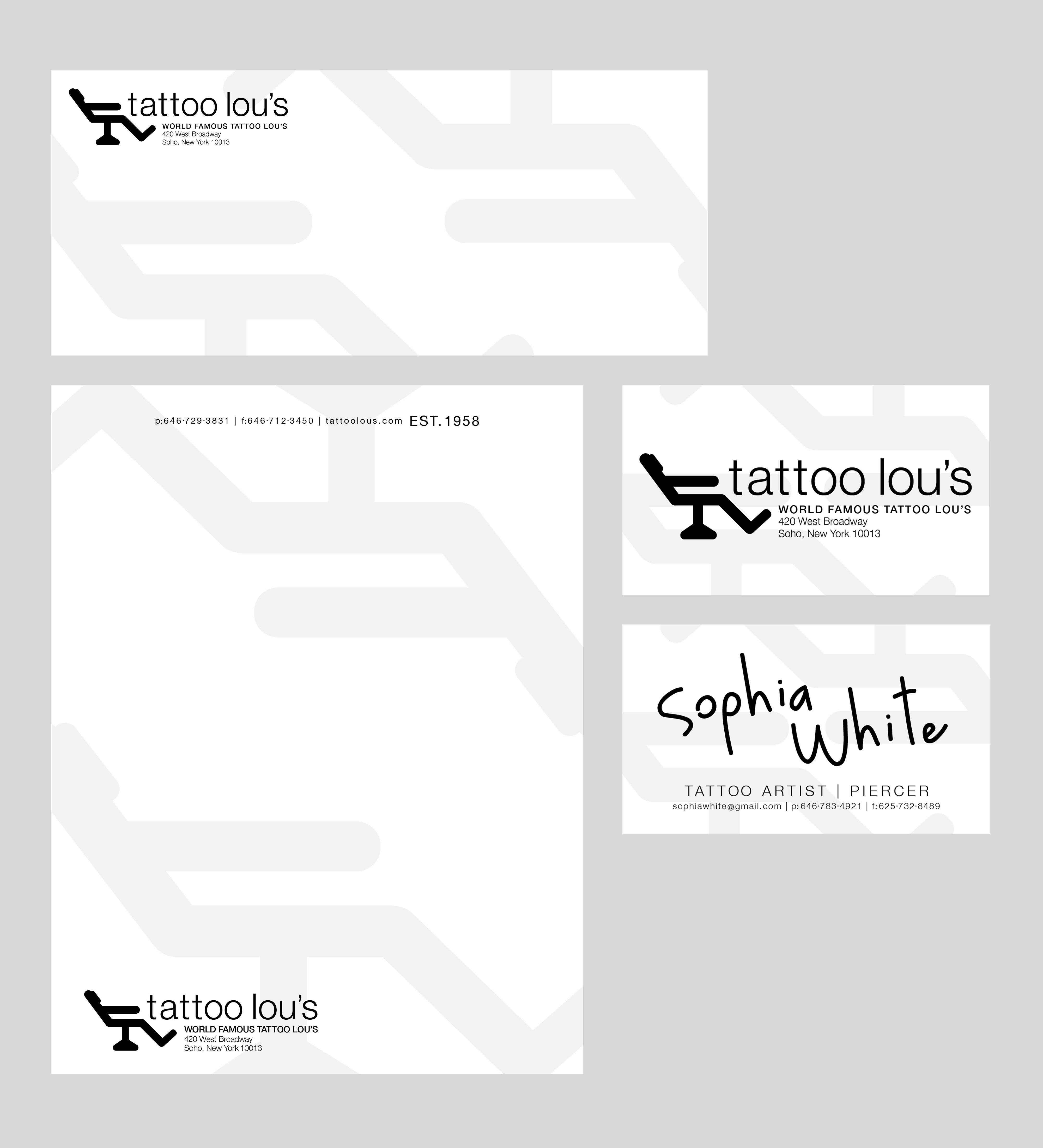 Tattoo Lou's